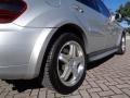 Mercedes-Benz ML 63 AMG 4Matic Iridium Silver Metallic photo #35