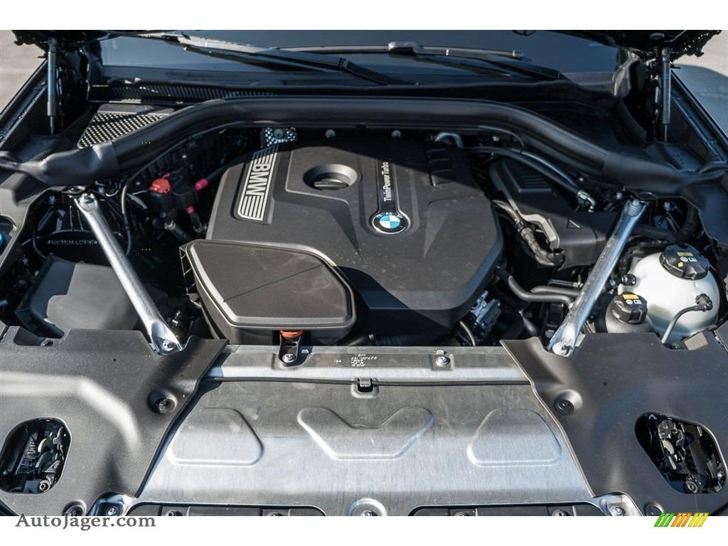 2018 X3 xDrive30i - Jet Black / Black photo #8