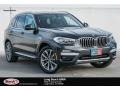 BMW X3 xDrive30i Dark Graphite Metallic photo #1