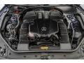 Mercedes-Benz SL 400 Roadster Steel Grey Metallic photo #9