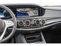 Mercedes-Benz S 450 Sedan Ruby Black Metallic photo #5