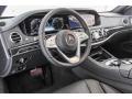 Mercedes-Benz S 450 Sedan Ruby Black Metallic photo #6