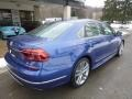 Volkswagen Passat R-Line Sedan Reef Blue Metallic photo #2