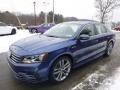 Volkswagen Passat R-Line Sedan Reef Blue Metallic photo #5