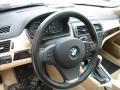 BMW X3 3.0si Monaco Blue Metallic photo #14