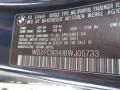 BMW X3 3.0si Monaco Blue Metallic photo #19
