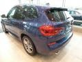 BMW X3 xDrive30i Phytonic Blue Metallic photo #2