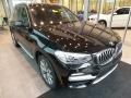 BMW X3 xDrive30i Jet Black photo #1