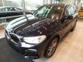 BMW X3 xDrive30i Carbon Black Metallic photo #3