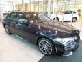 BMW 5 Series 530i xDrive Sedan Carbon Black Metallic photo #1