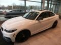 BMW 2 Series M240i xDrive Coupe Alpine White photo #2