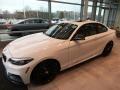 BMW 2 Series M240i xDrive Coupe Alpine White photo #2