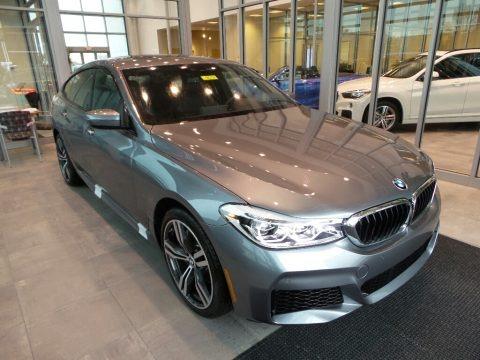 Bluestone Metallic 2018 BMW 6 Series 640i xDrive Gran Turismo