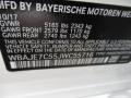 BMW 5 Series 540i xDrive Sedan Alpine White photo #19