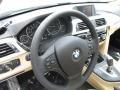 BMW 3 Series 320i xDrive Sedan Mediterranean Blue Metallic photo #15
