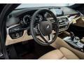 BMW 5 Series 530i Sedan Jet Black photo #6