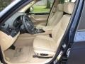 BMW X3 xDrive 35i Deep Sea Blue Metallic photo #3