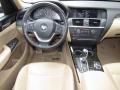 BMW X3 xDrive 35i Deep Sea Blue Metallic photo #13