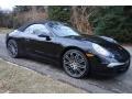 Porsche 911 Carrera Cabriolet Black Edition Black photo #8