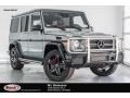 Mercedes-Benz G 63 AMG Palladium Silver Metallic photo #1