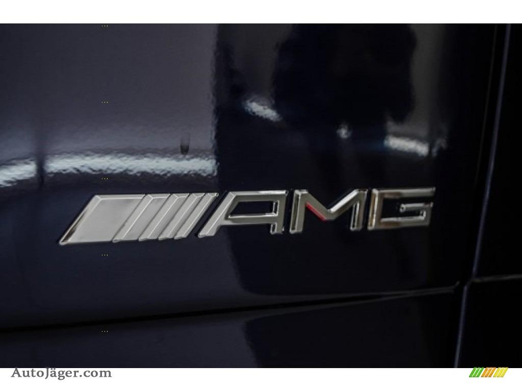 2018 G 63 AMG - designo Mystic Blue Metallic / designo Black photo #34