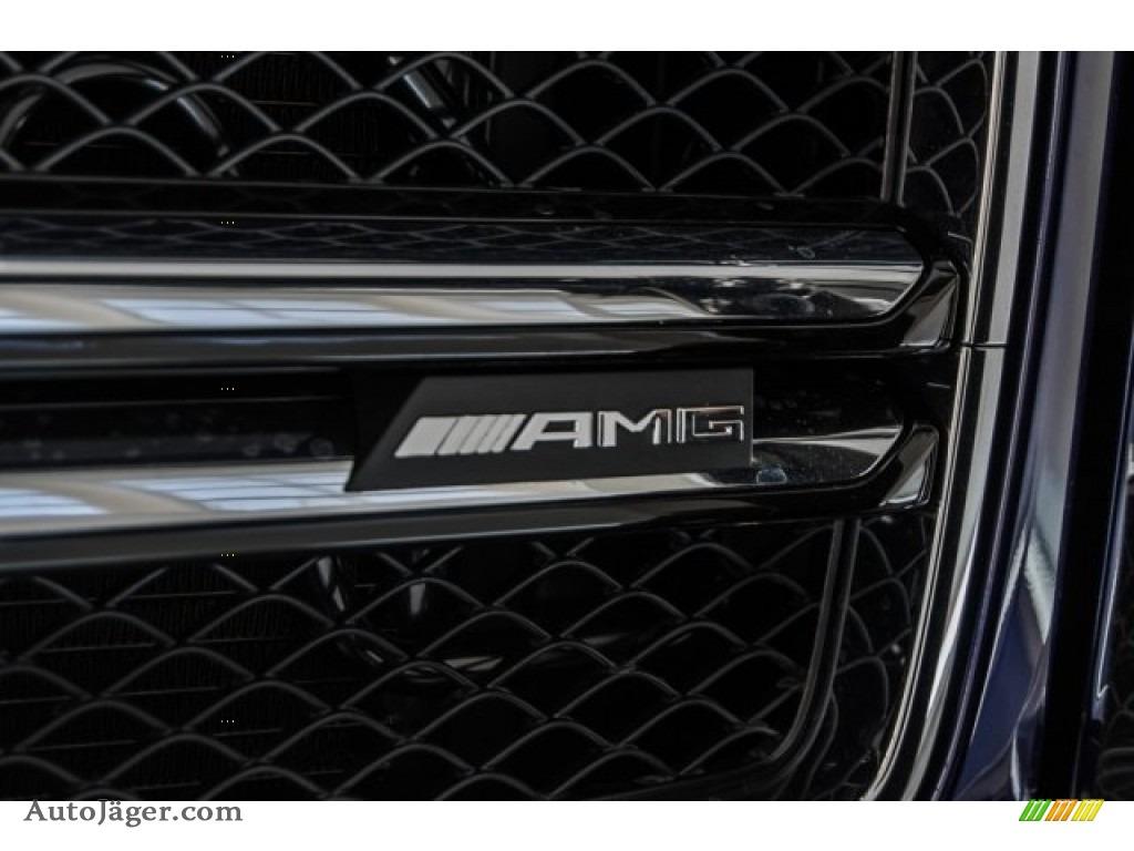 2018 G 63 AMG - designo Mystic Blue Metallic / designo Black photo #44