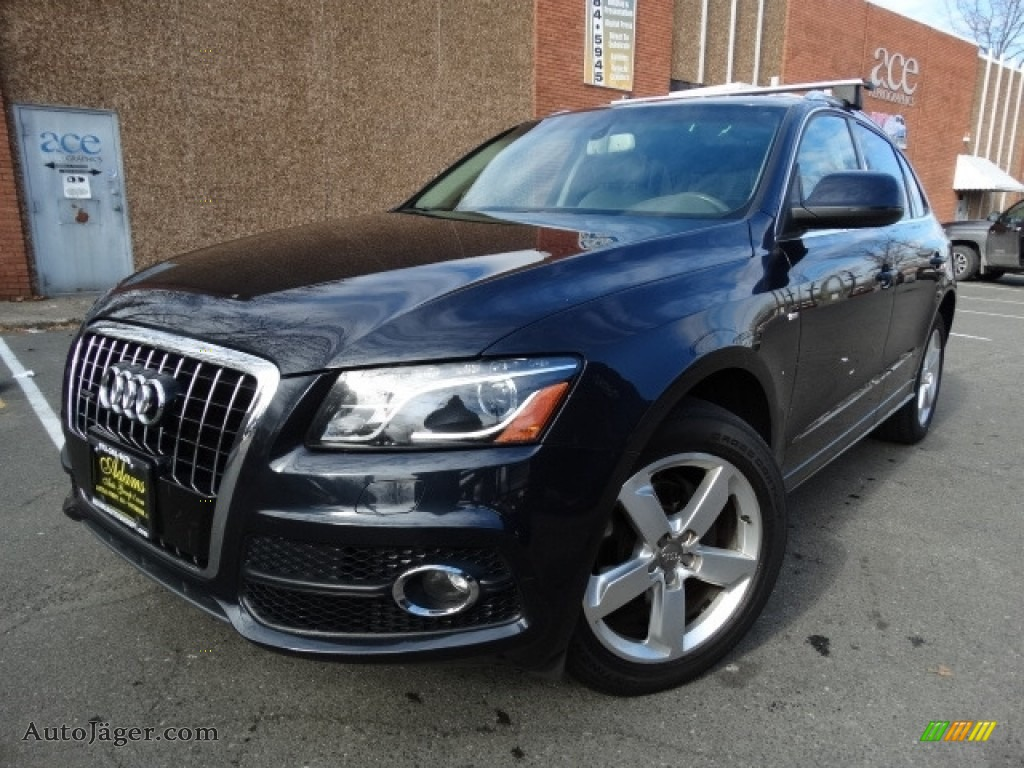 2012 Q5 3.2 FSI quattro - Brilliant Black / Light Gray photo #1