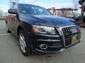 Audi Q5 3.2 FSI quattro Brilliant Black photo #3