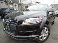 Audi Q7 4.2 quattro Phantom Black Pearl Effect photo #1