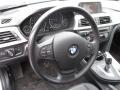 BMW 3 Series 328i xDrive Sedan Glacier Silver Metallic photo #15