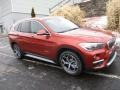 BMW X1 xDrive28i Sunset Orange Metallic photo #1
