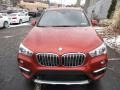 BMW X1 xDrive28i Sunset Orange Metallic photo #8