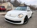 Volkswagen Beetle 2.5L Candy White photo #1