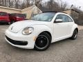 Volkswagen Beetle 2.5L Candy White photo #3
