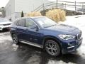 BMW X1 xDrive28i Mediterranean Blue Metallic photo #1