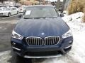 BMW X1 xDrive28i Mediterranean Blue Metallic photo #8