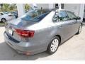 Volkswagen Jetta S Platinum Grey Metallic photo #9