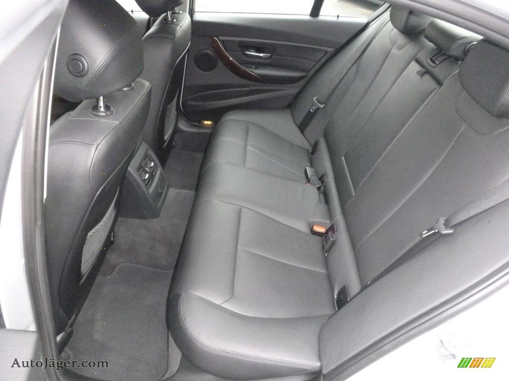 2013 3 Series 328i xDrive Sedan - Glacier Silver Metallic / Black photo #16
