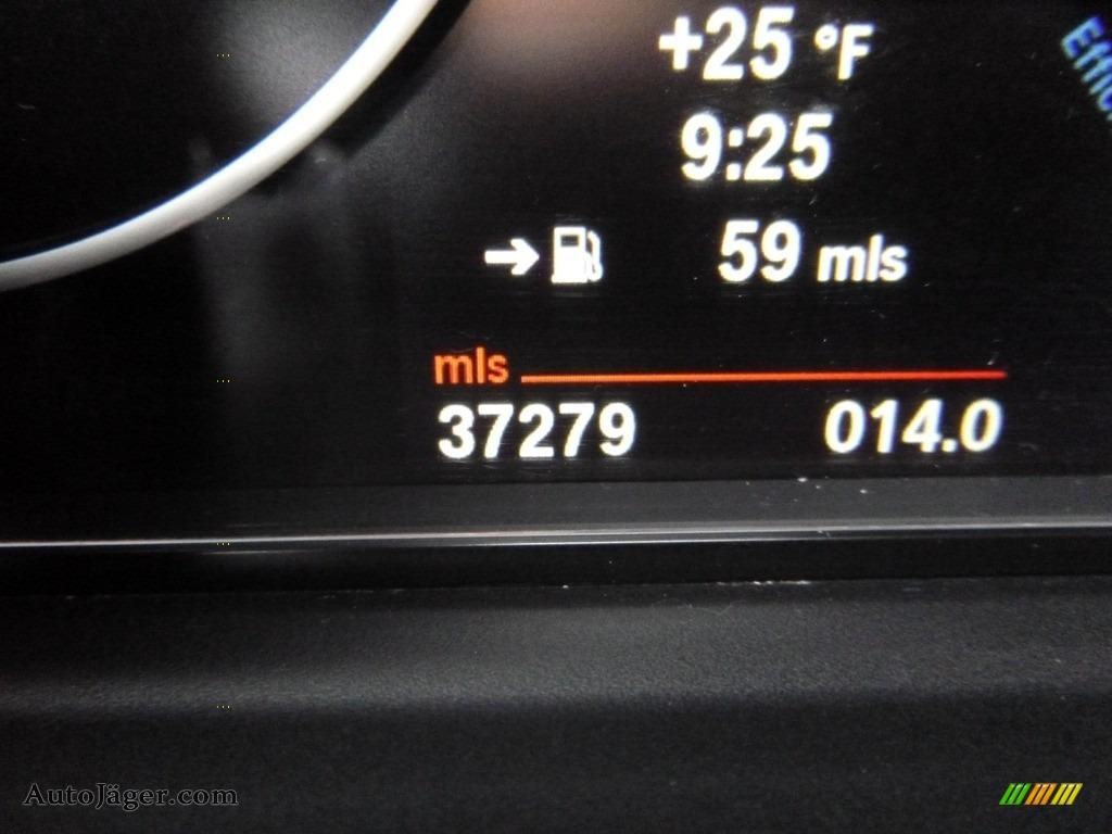 2013 3 Series 328i xDrive Sedan - Glacier Silver Metallic / Black photo #32