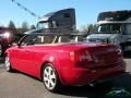 Audi A4 1.8T Cabriolet Amulet Red photo #3