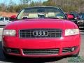 Audi A4 1.8T Cabriolet Amulet Red photo #8