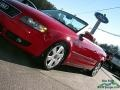 Audi A4 1.8T Cabriolet Amulet Red photo #27