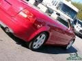 Audi A4 1.8T Cabriolet Amulet Red photo #29