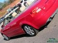 Audi A4 1.8T Cabriolet Amulet Red photo #30