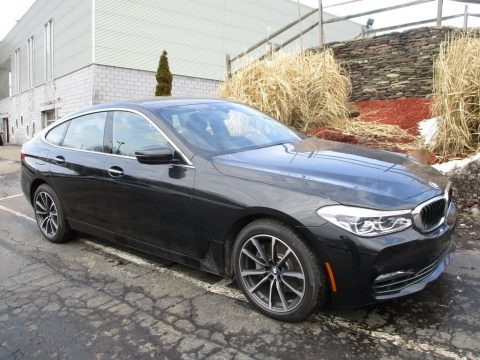 Black Sapphire Metallic 2018 BMW 6 Series 640i xDrive Gran Turismo
