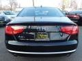 Audi A8 L 4.2 quattro Havanna Black Metallic photo #4