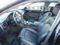 Audi A8 L 4.2 quattro Havanna Black Metallic photo #13