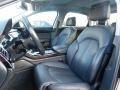 Audi A8 L 4.2 quattro Havanna Black Metallic photo #14