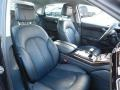Audi A8 L 4.2 quattro Havanna Black Metallic photo #20