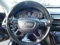 Audi A8 L 4.2 quattro Havanna Black Metallic photo #29